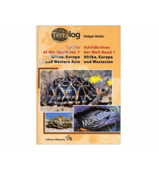 Terralog Turtles Of The World Vol.1 Afrika, Europa & Westasien