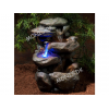 Zoo Med Repti Rapids® LED Waterfall Small Rock