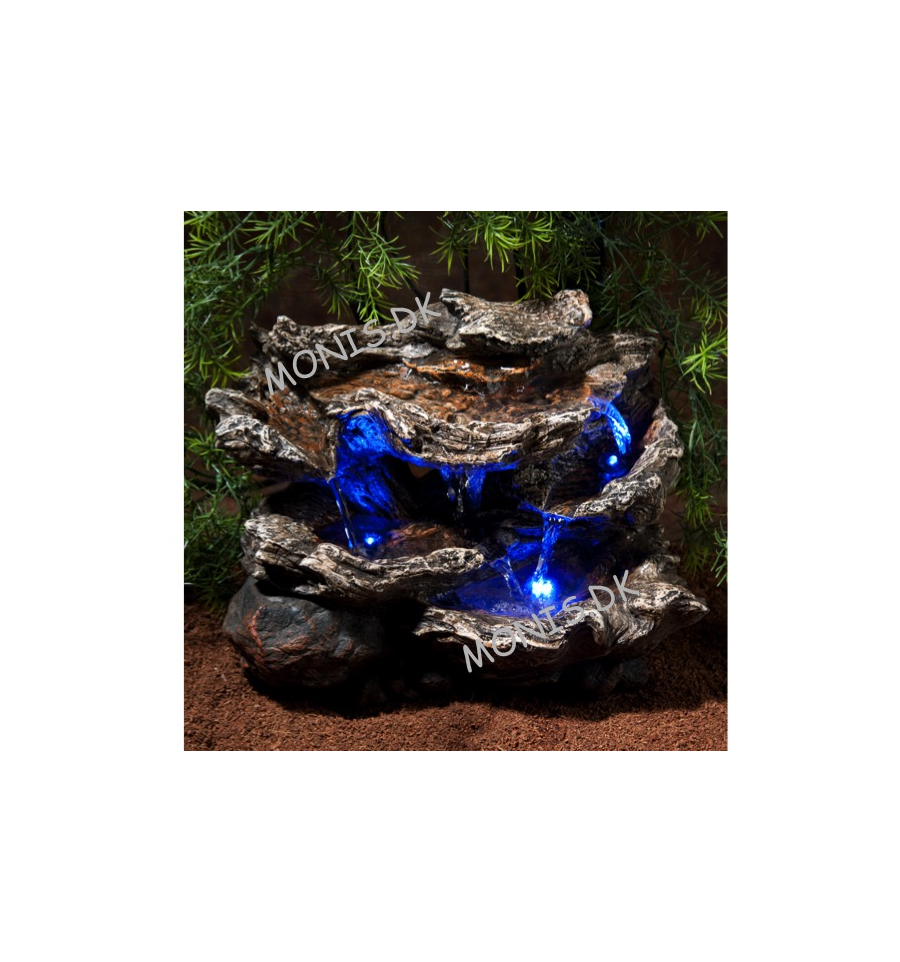 Led Vandfald Til Terrarier K 248 B Repti Rapids Medium Rock